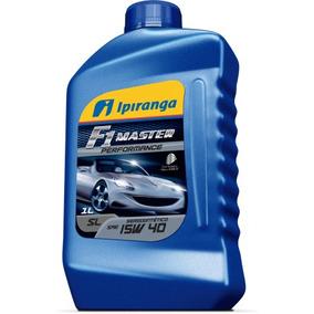 Óleo 15w40 Sl Semi-sintetico Ipiranga F1 Gm Vw Fiat Etc...