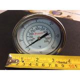 Termometro Bimetalico Marca Karlen