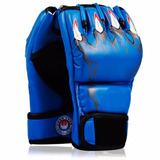 Guantes Profesional Ufc Muay Thai Box Kick Boxing Az D1008