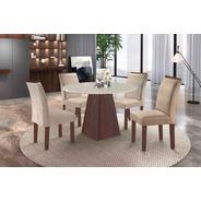 Mesa Jantar Sevilha Com 4 Cadeiras