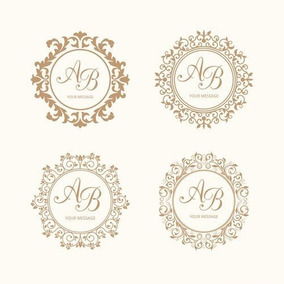 Monogramas Para Noivos Casamento Convites 15 Anos Tags