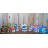 2 Chao Patati Patata De Mesa,display,festa Infantil,mdf