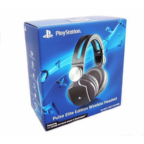 Ps3 Sony 7.1 Pulse Elite Edition Wireless Headset En Pilar