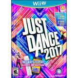Just Dance 2017 Nuevo Nintendo Wii U Dakmor Canje/venta