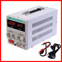 Fuente De Poder Variable Regulable Electronica 30v 10a