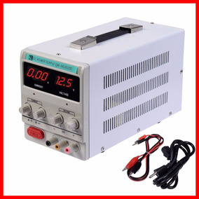 Fuente De Poder Variable Regulable Electronica 30v 10a