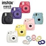 Camara Instantanea Fujifilm Instax Mini 8 Original Nueva