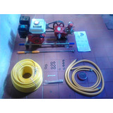 Fumigadora Estacionaria Launtop 160lt 5,5 Hp Y Bomba 3wz 22