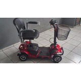 Scooter Elétrica Para Deficientes