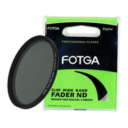 Filtro Nd Variable Fotga 49mm 52mm 55mm 58mm Nd2 A Nd400