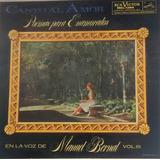 Manuel Bernal, Lp, Vol 3, Canto Al Amor, Rca Victor