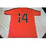 Camiseta Retro Holanda 1974/1978 Johan Cruyff 14 Calidad!
