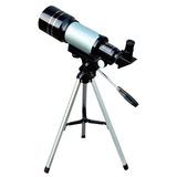 Telescopio Astronomico 300 X 70mm + Oculares Proglobal