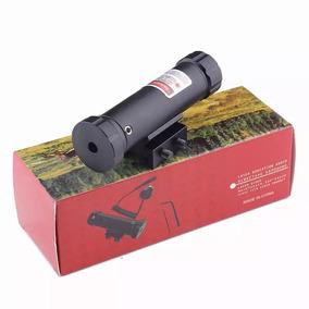 Mira Laser Com Acionador Remoto P/trilhos De 11 E 20mm!!!*