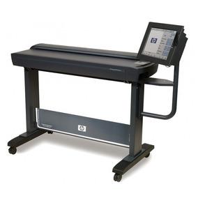 Escaner Hp Designjet Large Format Hd Scanner Cq654a Scanner