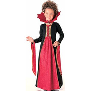 Disfraz De Vampiress Gótica De Rubie, Pequeño