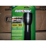 Lanterna Metal Led Rayovac Original Se4w3ca