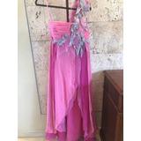 Vestido De Fiesta Largo De Mujer Embarazada Elegante