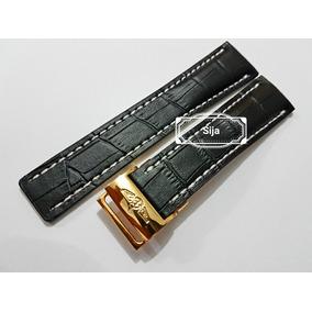 6b81b8b8dbc Relogio Breitling Dourado Fundo Preto - Relógios no Mercado Livre Brasil