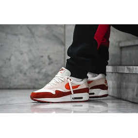 Zapatillas Air Max 1 Curry2.0 Hombre 100% Original