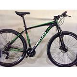 Bicicleta 29 Venzo Shark 21v + Promoção + Brinde + Frete