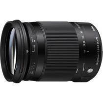 Sigma Lente 18-300mm F/3.5-6.3 Dc Macro Os Hsm Para Canon