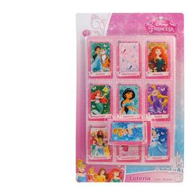 Juego De Mesa Loteria Princesas Disney Original