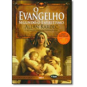 Evangelho Segundo O Espiritismo De Allan Kardec, O - Livro D