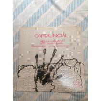Lp Vinil Mix Capital Inicial Pedra Na Mão - 1988