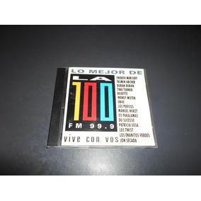 Lo Mejor De La 100 Freddie Mercury Duran Duran Roxette * Cd
