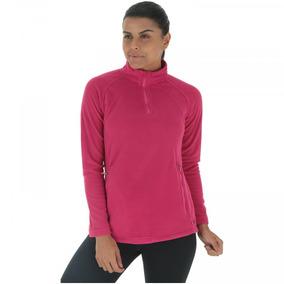 2587d1cd9b Blusa De Frio Fleece Nord Outdoor Basic - Rosa Escuro