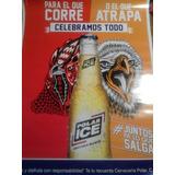 Afiche De Cerveza Béisbol Profesional Venezolano