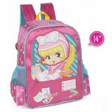 Mochila Infantil Luxcel Penelope Charminho - Is31542pe