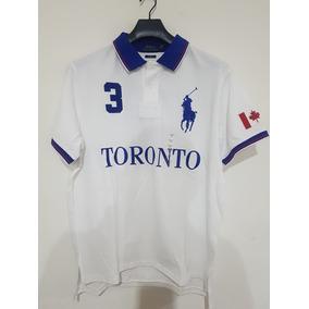 Playera Ralph Lauren Alusiva A Toronto Xl Y Xxl Custom Fit¡¡ adc3b396584f4