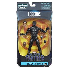 Pantera Negra Marvel Legends Com Baf Frete Grátis Sem Juros