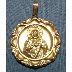 193672f5caa1e Medalhao Asteca - Outros Ouro no Mercado Livre Brasil
