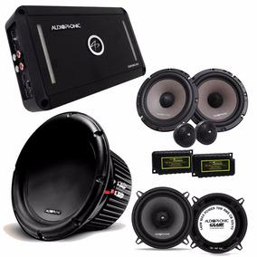 Kit Audiophonic Módulo Sub 12