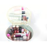Neceser 3 En 1 Organizador De Maquillaje Super Completo