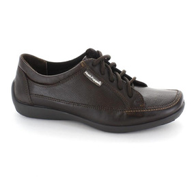 Zapato Para Mujer Hush Puppies Hg0450-029686 Color Cafe
