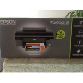Impresora Epson Workforce30, Sublimacion, Nueva