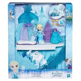 Disney Princesas Castillo Helado De Elsa
