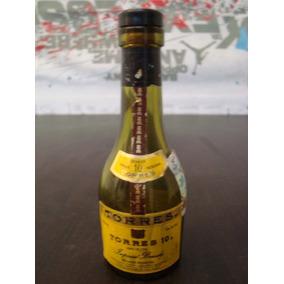 Mini Botella Vacia Brandy Torres 10 * Changoosx