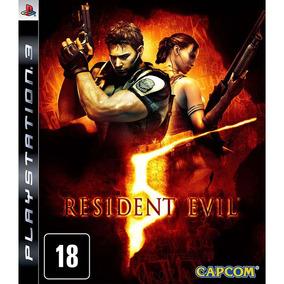 Resident Evil 5 - Ps3 - Digital