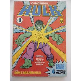 Gibi O Incrível Hulk N° 1