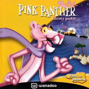 Pc - Pantera Cor De Rosa Dublado Para Pc / Notebook - Patch