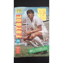 Revista Fútbol Colección De Oro 1968 Fernando Bustos