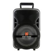 Caixa Ativa Bluetooth Star Sound Ss80 By Staner Oferta!