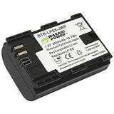 Wasabi Energía De Batería Para Canon Lp-e6, Lp-e6n Y Canon