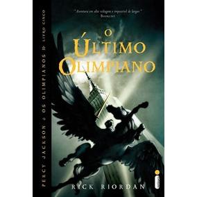 Percy Jackson O Ultimo Olimpiano (livro 5)