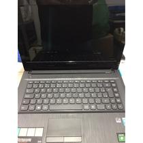 Notebook Lenovo G40-70 Intel Core I3-4005u, 4gb Hd 500
